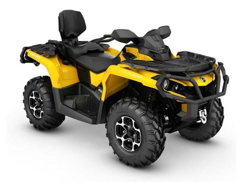 2016 Can-Am Outlander MAX XT 850 in Jesup, Georgia