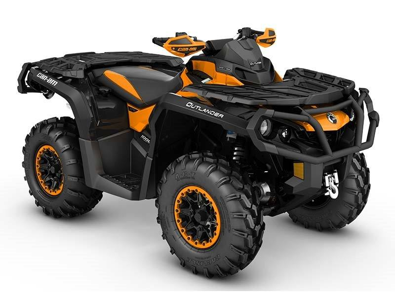 2016 Can-Am Outlander XT-P 1000R in Grantville, Pennsylvania
