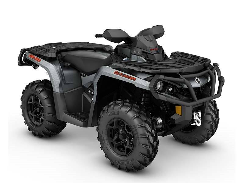 2016 Can-Am Outlander XT 1000R in Canton, Ohio
