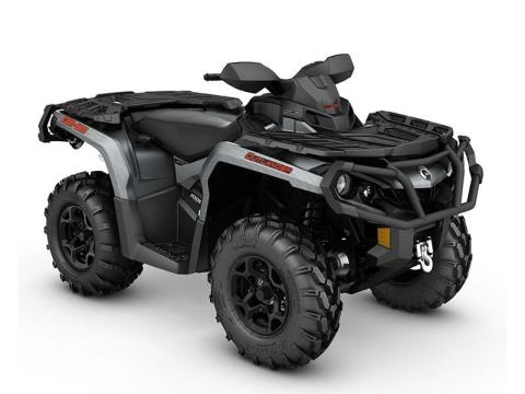 2016 Can-Am Outlander XT 1000R in Las Vegas, Nevada