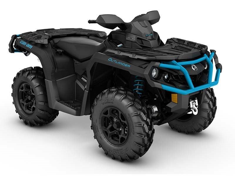 2016 Can-Am Outlander XT 1000R in Grantville, Pennsylvania
