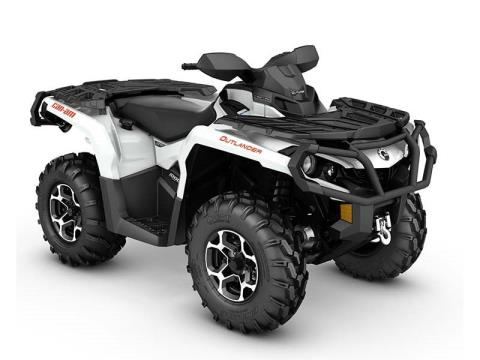 2016 Can-Am Outlander XT 1000R in Dickinson, North Dakota