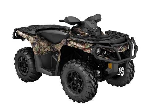 2016 Can-Am Outlander XT 570 in Detroit Lakes, Minnesota