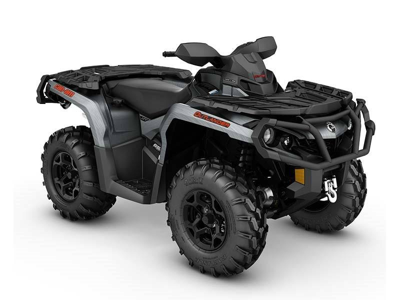 2016 Can-Am Outlander XT 650 in Great Falls, Montana - Photo 2