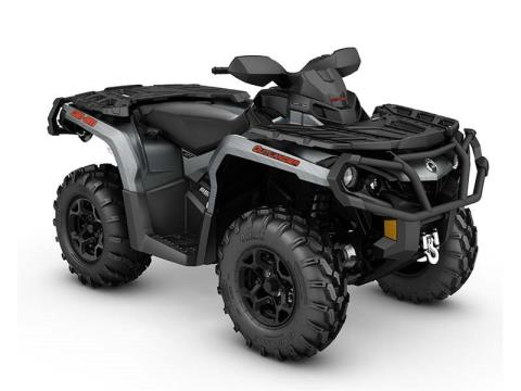 2016 Can-Am Outlander XT 650 in Moorpark, California
