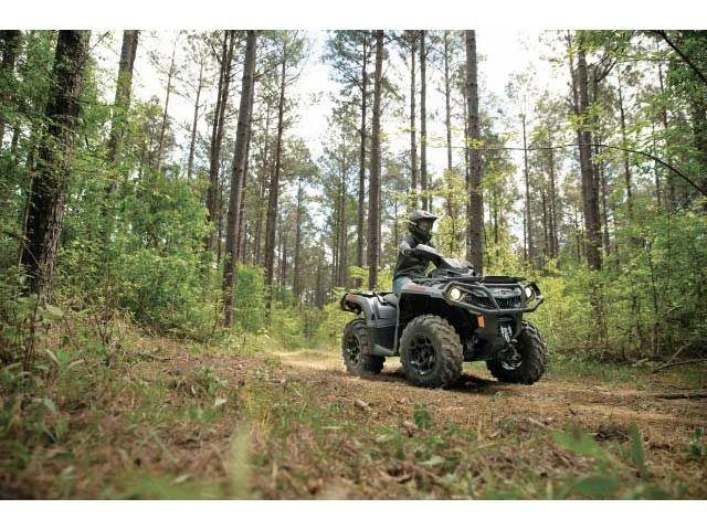 2016 Can-Am Outlander XT 650 in Baldwin, Michigan