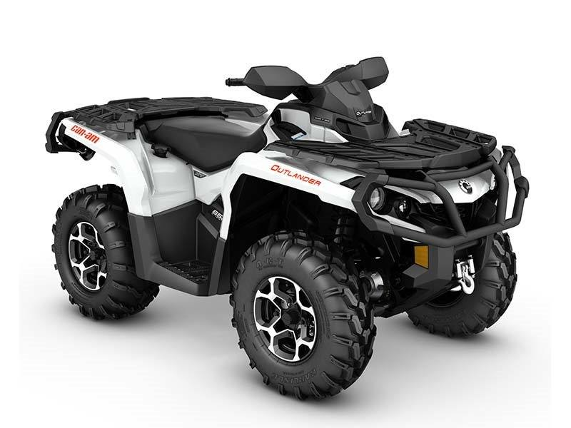 2016 Can-Am Outlander XT 650 for sale 4426
