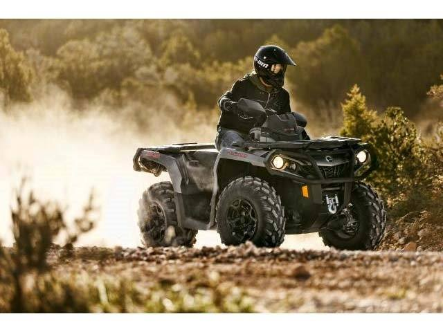 2016 Can-Am Outlander XT 650 in Enfield, Connecticut