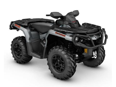 2016 Can-Am Outlander XT 850 in Springville, Utah
