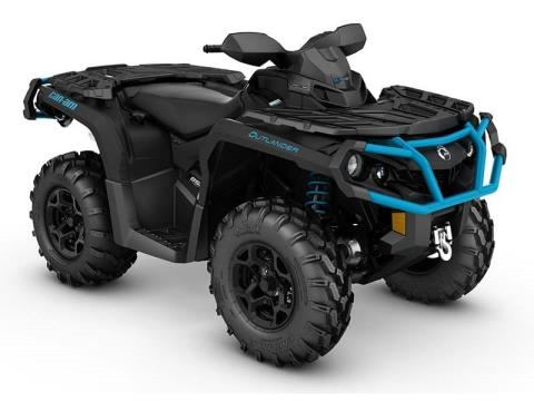2016 Can-Am Outlander XT 850 in Shawano, Wisconsin