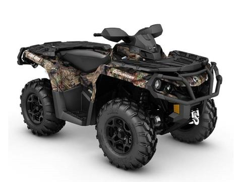 2016 Can-Am Outlander XT 850 in Detroit Lakes, Minnesota