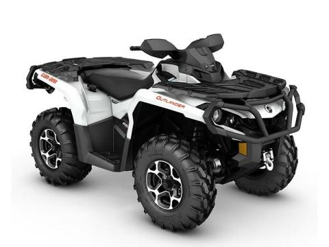 2016 Can-Am Outlander XT 850 in Salt Lake City, Utah