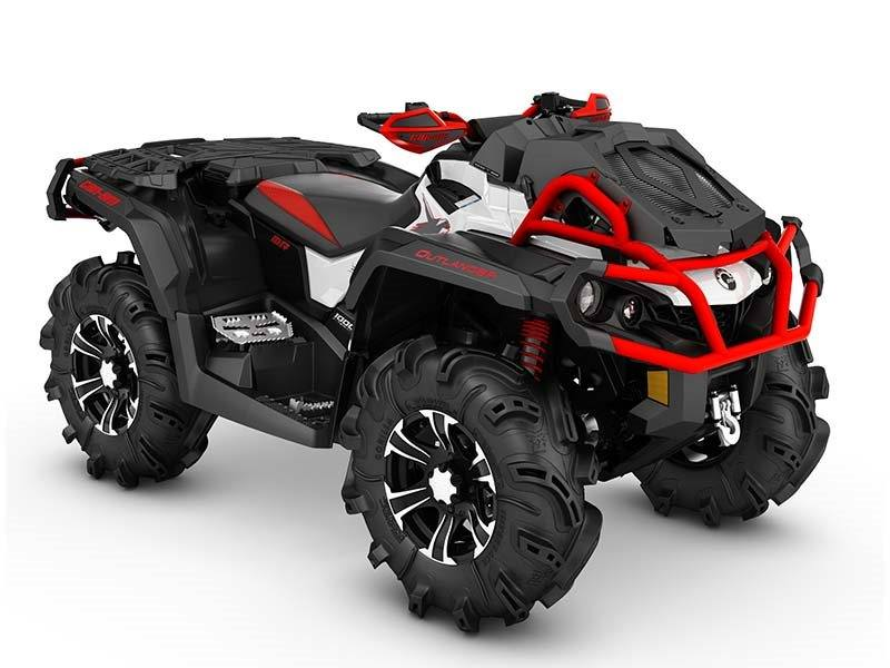 2016 Can-Am Outlander X mr 1000R in Shawano, Wisconsin