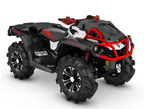 2016 Can-Am Outlander X mr 1000R in Bolivar, Missouri