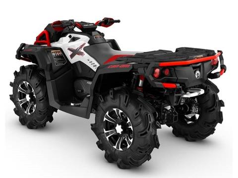2016 Can-Am Outlander X mr 1000R in Enfield, Connecticut