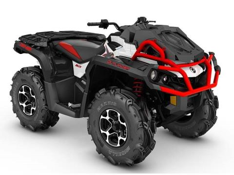 2016 Can-Am Outlander X mr 650 in Roscoe, Illinois