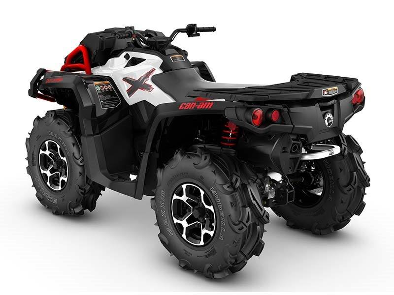 2016 Can-Am Outlander X mr 650 in Elizabethton, Tennessee