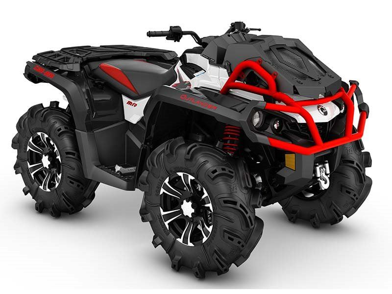 2016 Can-Am Outlander X mr 850 in Shawano, Wisconsin