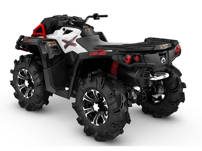 2016 Can-Am Outlander X mr 850 in Seiling, Oklahoma