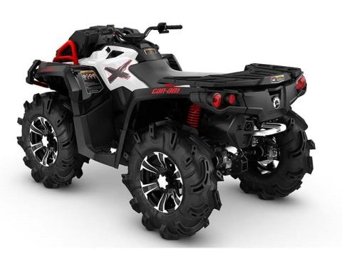 2016 Can-Am Outlander X mr 850 in Huntington, West Virginia