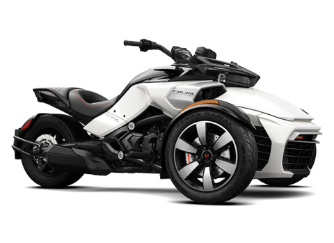 2016 Can-Am Spyder F3-S SE6 in Zulu, Indiana