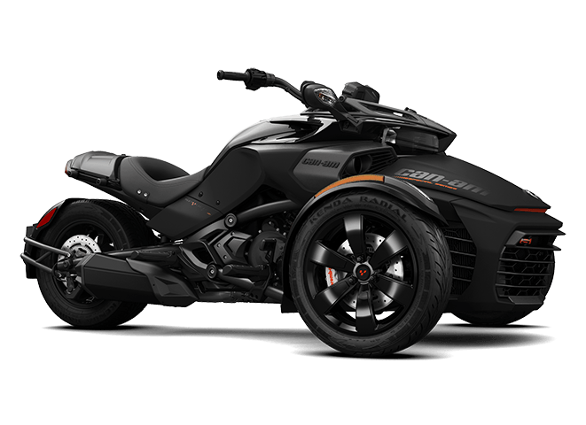 2016 Can-Am Spyder F3-S Special Series in Cedar Falls, Iowa
