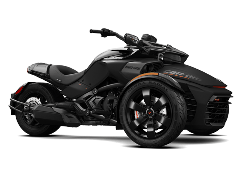 2016 Can-Am Spyder F3-S Special Series in Middletown, New York