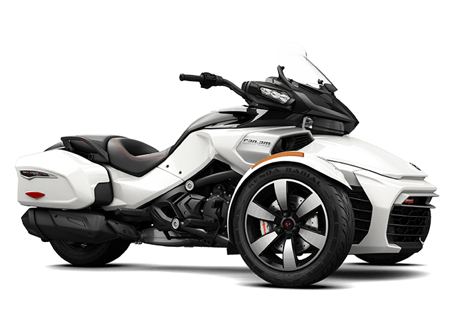 2016 Can-Am Spyder F3-T SE6 w/ Audio System in Cedar Falls, Iowa - Photo 1