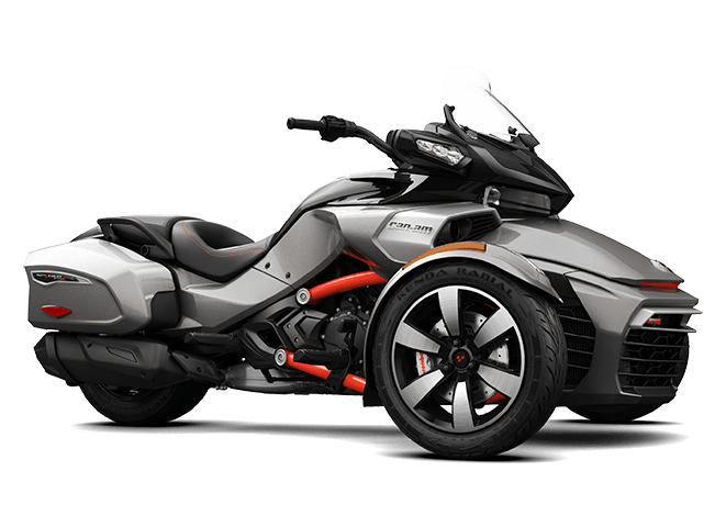 2016 Can-Am Spyder F3-T SE6 w/ Audio System in Bakersfield, California - Photo 4