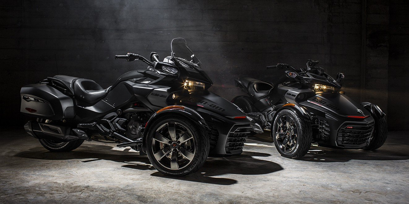 2016 Can-Am Spyder F3-T SM6 w/ Audio System in Huntington, West Virginia