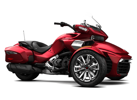 2016 Can-Am Spyder F3 Limited in Zulu, Indiana
