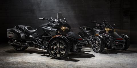 2016 Can-Am Spyder F3 Limited in Huron, Ohio - Photo 10