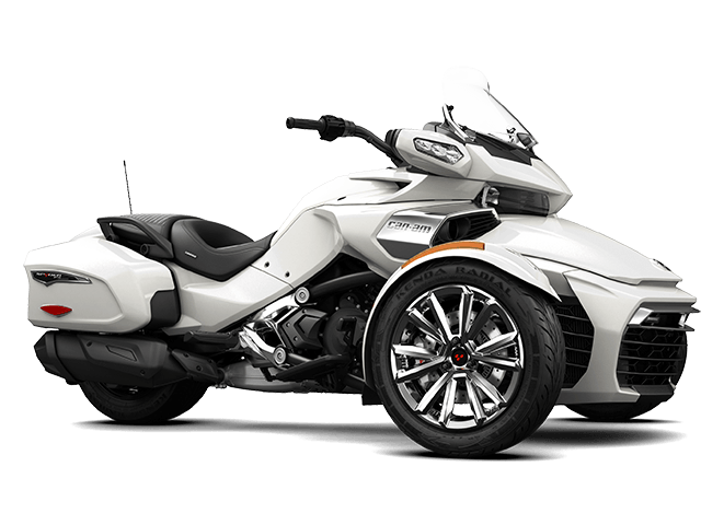 2016 Can-Am Spyder F3 Limited in Huron, Ohio - Photo 1