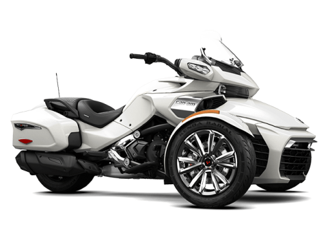 2016 Can-Am Spyder F3 Limited in Lake Park, Florida - Photo 26