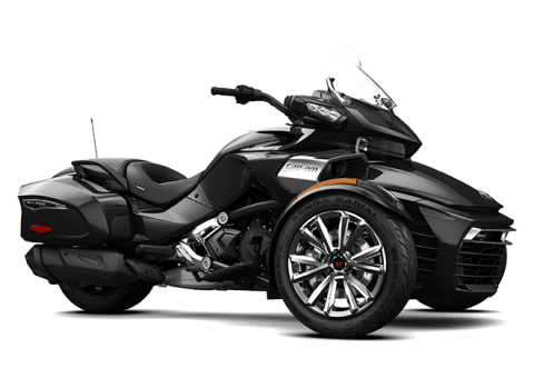 2016 Can-Am Spyder F3 Limited in Wilkes Barre, Pennsylvania