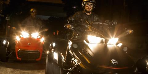 2016 Can-Am Spyder F3 Limited in Cedar Falls, Iowa - Photo 7