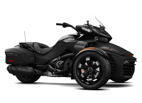 2016 Can-Am Spyder F3 Limited Special Series in Zulu, Indiana