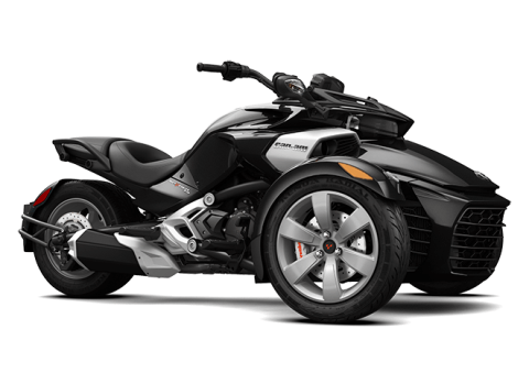 2016 Can-Am Spyder F3 SE6 in Jesup, Georgia