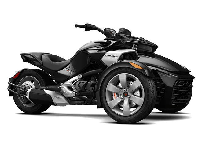 2016 Can-Am Spyder F3 SM6 in Roscoe, Illinois