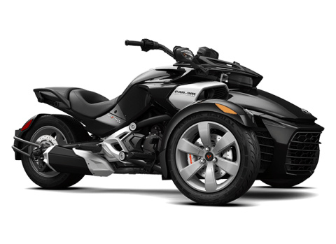 2016 Can-Am Spyder F3 SM6 in Jesup, Georgia