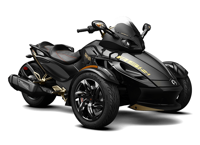2016 Can-Am Spyder RS-S SM5 in Cedar Falls, Iowa - Photo 1