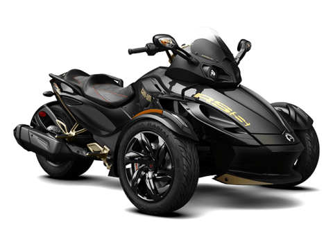 2016 Can-Am Spyder RS-S SM5 in Smock, Pennsylvania