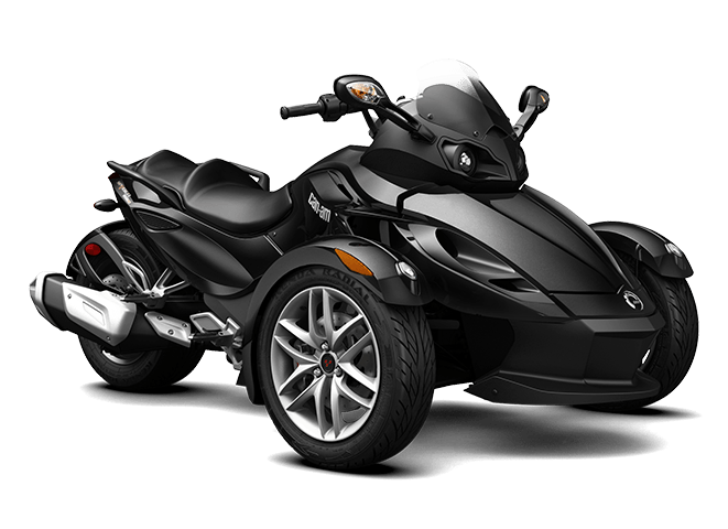 2016 Can-Am Spyder RS SM5 in Cedar Falls, Iowa - Photo 1