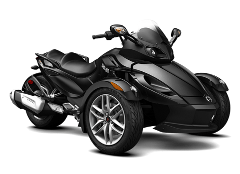 2016 Can-Am Spyder RS SM5 in Roscoe, Illinois