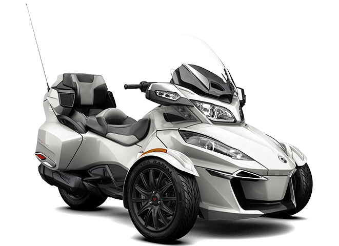 2016 Can-Am Spyder RT-S SE6 in Roscoe, Illinois - Photo 1