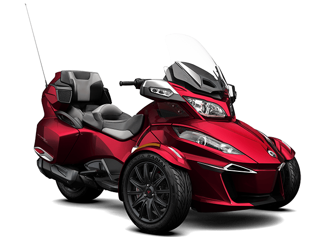 2016 Can-Am Spyder RT-S SM6 in Cedar Falls, Iowa - Photo 1