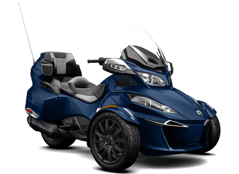 2016 Can-Am Spyder RT-S SM6 in Dearborn Heights, Michigan