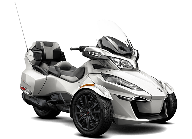 2016 Can-Am Spyder RT-S SM6 in Roscoe, Illinois - Photo 1