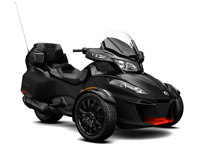 2016 Can-Am Spyder RT-S Special Series in Cedar Falls, Iowa - Photo 1