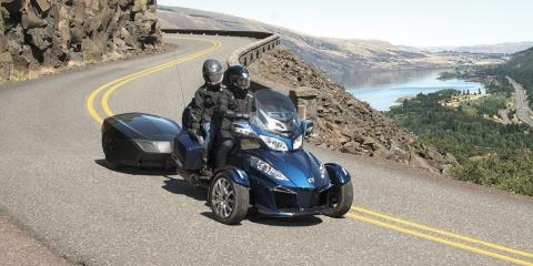 2016 Can-Am Spyder RT-S Special Series in Springville, Utah